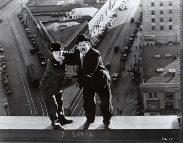 Laurel and Hardy 2