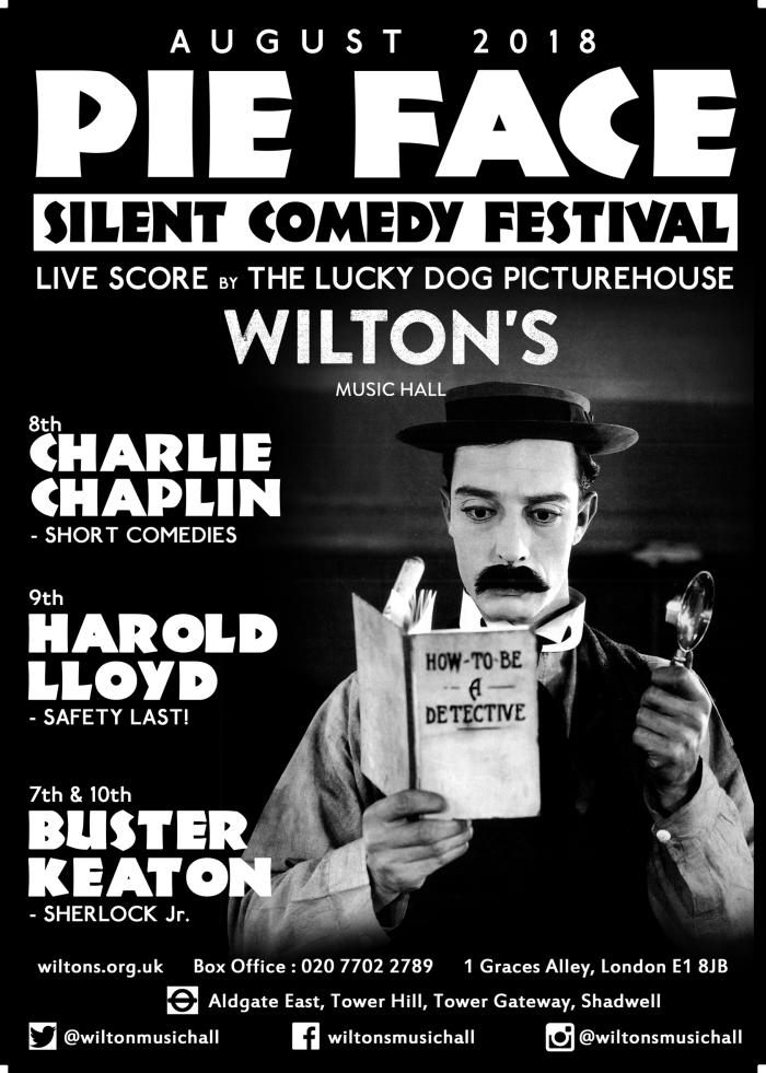 Wiltons 2018 flyer